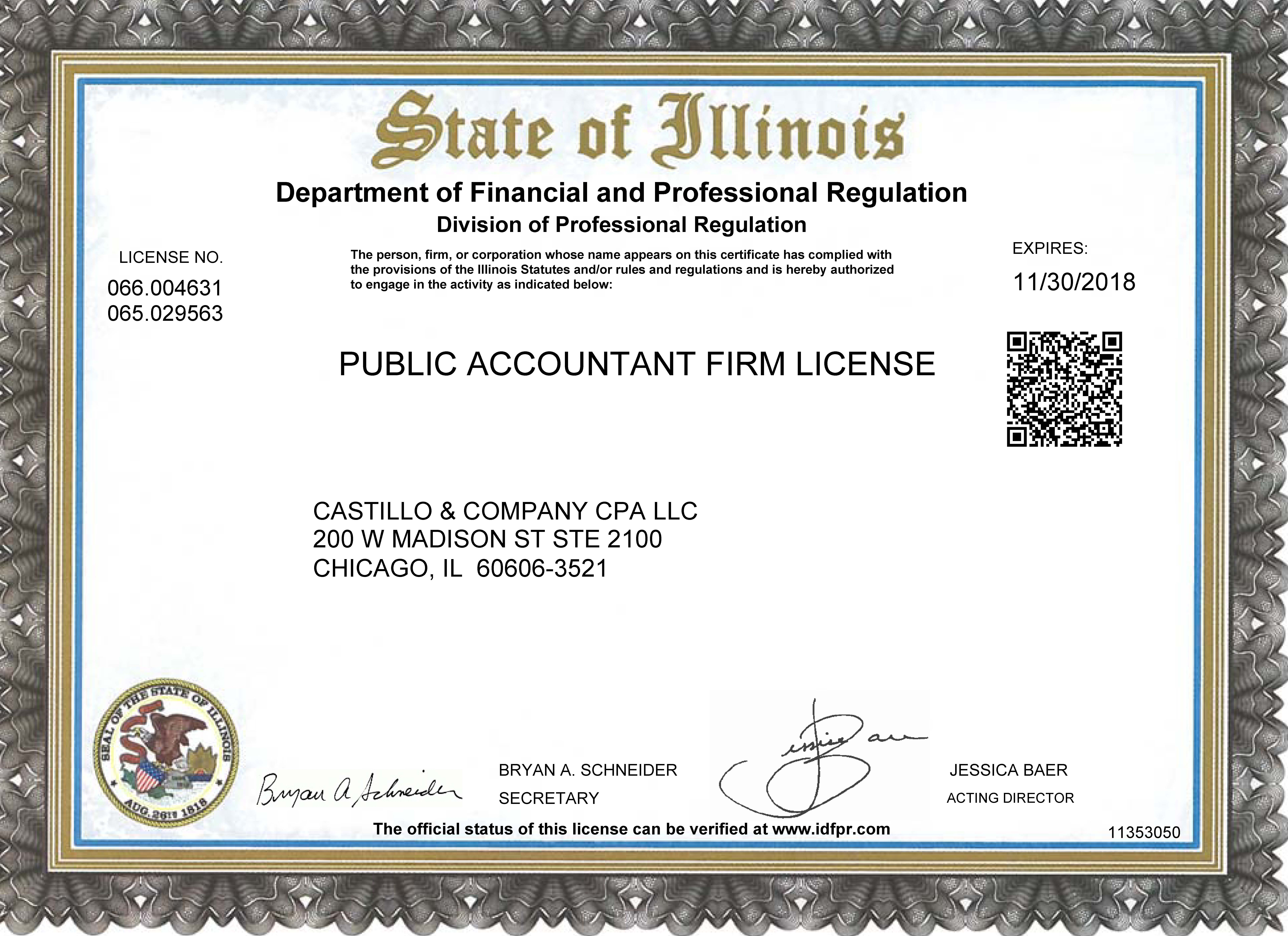 Chicago Il Audit Tax Accounting Firm About Us Page Castillo